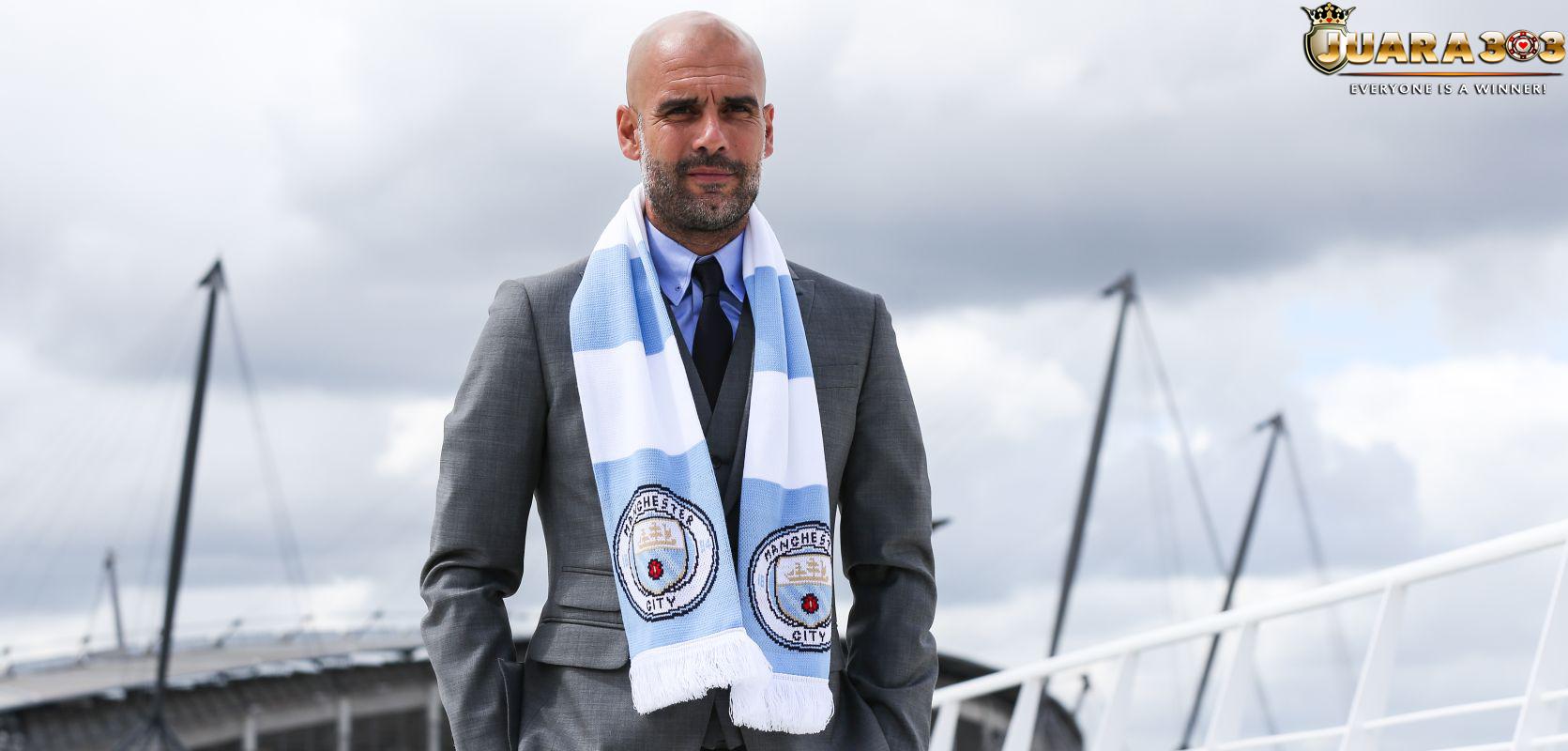 Manchester City Sukses Membuat Guardiola Teken Perpanjangan Kontrak!