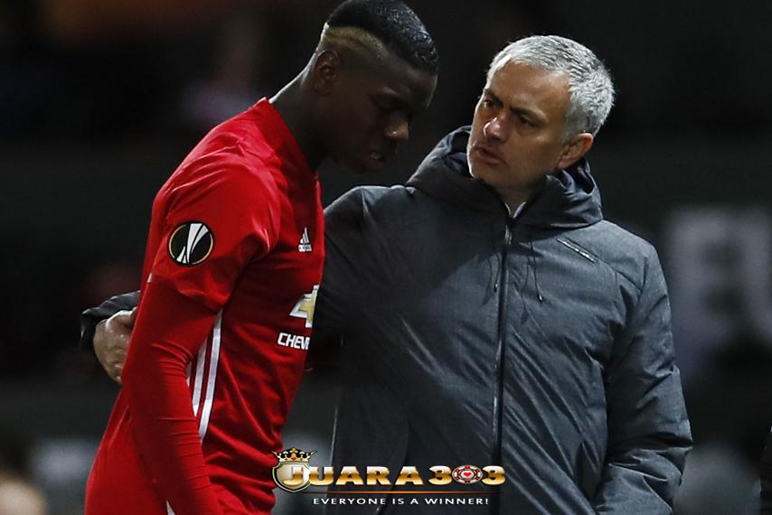 Cedera, Pogba Akan Absen Saat Manchester United vs Sevilla?