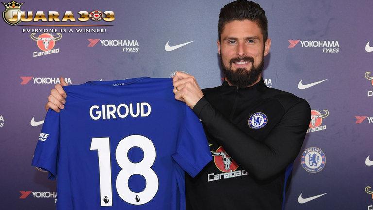 Butuh Tantangan Baru, Di Mata Giroud Chelsea Sempurna!