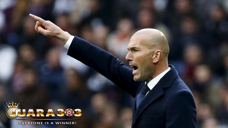 Menjelang Laga Lawan PSG, Zidane Minta Madrid Cuek Atas Teror Paris!
