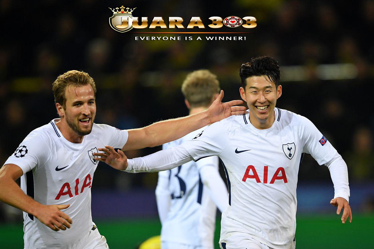 Song Heung-min, Wenger Asal Korea Cetak 2 Gol Untuk Tottenham!