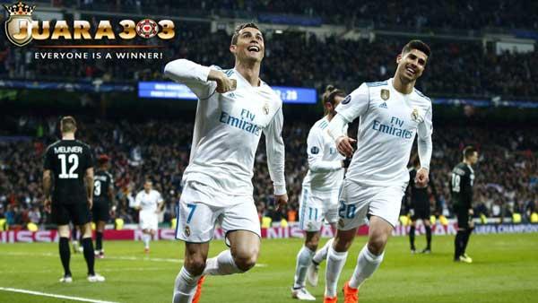 Real Madrid Mendepak PSG untuk Lolos ke Perempatfinal Liga Champions