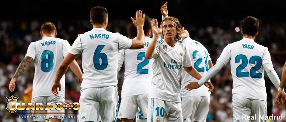 Real Madrid Boyong Semua Skuad Untuk Melawan Paris Saint-Germain