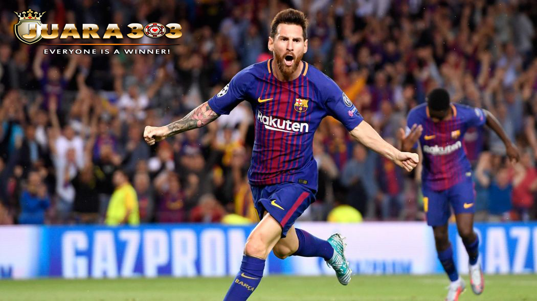 Fenomenal, Sang Legenda (Lionel Messi) Ukir Rekor Cetak Gol ke-600!!