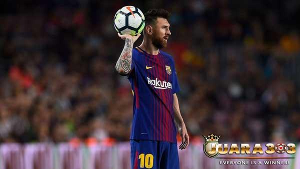 Evolusi Permainan, Lionel Messi Mencoba Untuk Tak Egois Lagi!