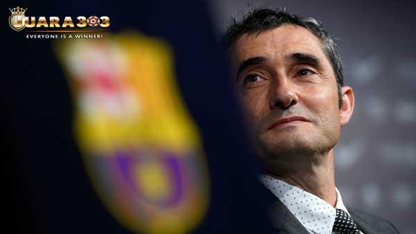 Valverde Yakin Bawa Barcelona Hingga Juara Berlebel 'INVINCIBLE'