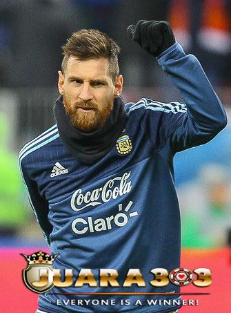 Berharap Messi Tampil Saat Argentina vs Spanyol