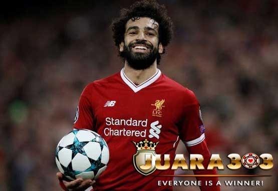 Mohamed Salah sedang on-fire
