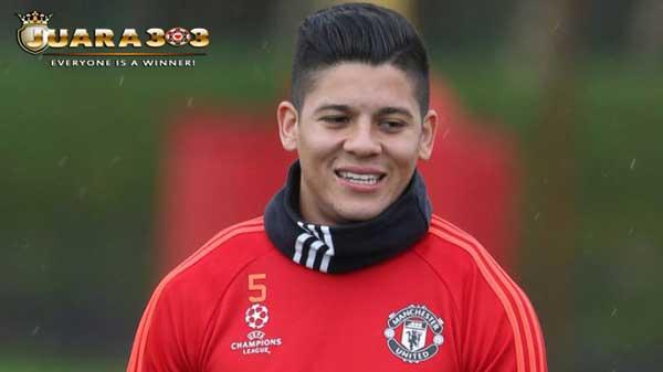 Resmi Perpanjang Kontrak, Marcos Rojo Senang Bersama Manchester United!