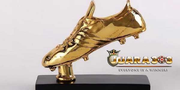 Sepatu Emas Eropa