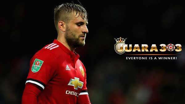 Luka Shaw Dapat Raport Merah dari Sang Manager, Mourinho!