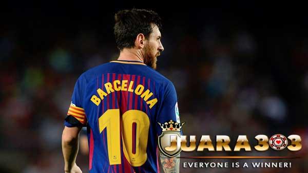 Cedera pada Lionel Messi - Agen Bola Terpercaya