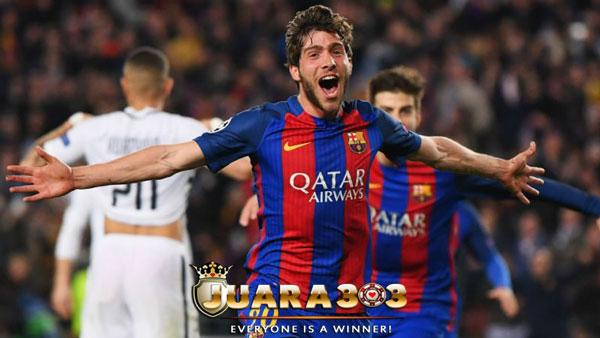 Sergio Roberto Keluhkan Jadwal Padat Barca - Agen Bola Terpercaya