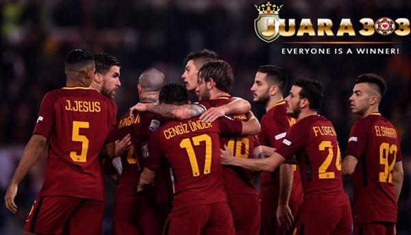 Roma Harus Bermain Pintar di Camp Nou - Agen Bola Terpercaya
