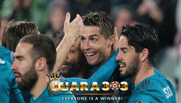 Dunia Takjub dengan Gol Tendangan Salto Ronaldo - Agen Bola Terpercaya