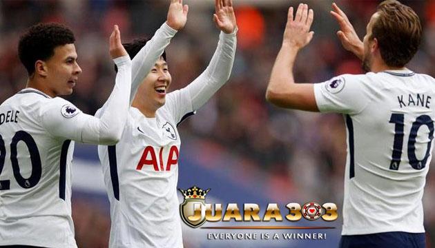 Tottenham Hotspur meraih kemenangan - Agen Bola Terpercaya