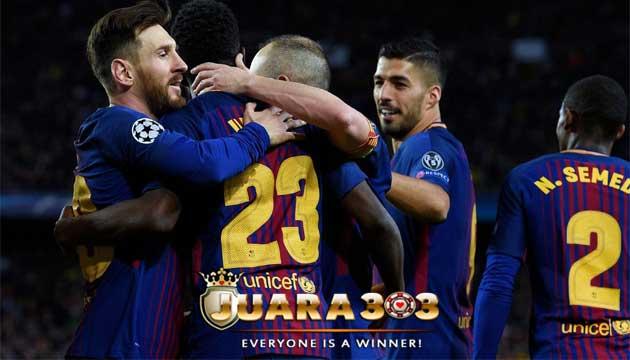 barcelona siapkan pesta juara - agen bola piala dunia 2018