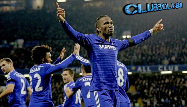 Kesuksesan Drogba bersama Chelsea