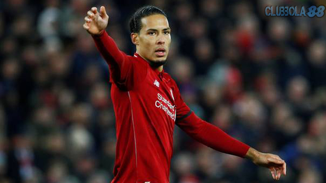 Usai Pulih, Virgil van Dijk Ragu untuk Menghadapi Leicester