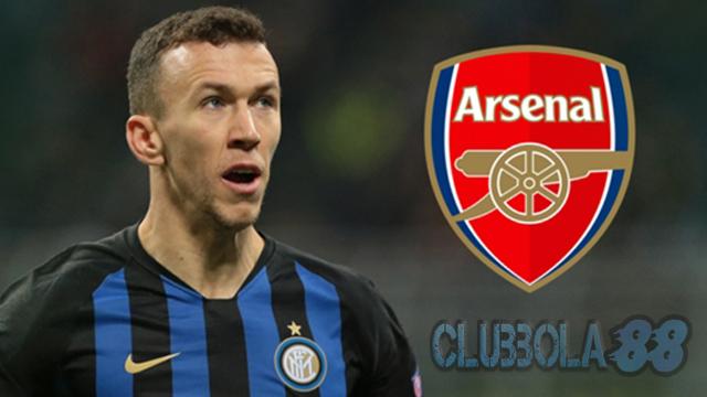 Arsenal Ingin Meminjam Ivan Perisic dari Inter Milan