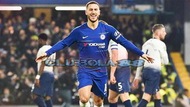 Eden Hazard Abaikan Kritik dari Manager Chelsea Tentang Dirinya