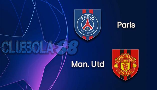 Prediksi PSG VS Manchester United Leg-2