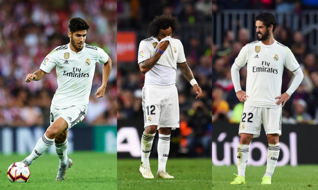 Isu Tiga Pemain Madrid yang akan Hengkang